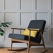 H. Lis Fox Rocking Chair Denim - six colours available