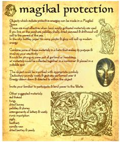 description of a magikal activity shamanic/witchcraft type crafting  protective charms, talismans & objects are frequently worn, displayed and put in place where they are needed making the object for oneself gives it great personal power and trains one's magickal ability