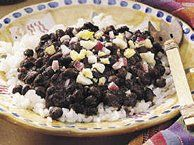 Slow-Cooker Black Beans and Rice