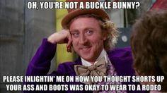 Buckle Bunny... bahahahaha!!!!