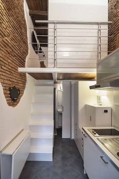 Ordinaire 5 Tiny House | The U0027Smallest House In Italyu0027 Is Architecturally Stunning    Yahoo Finance | Garage Flat Conversion | Pinterest | Tiny Houses, Smallest  House ...