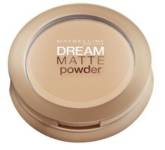 Dream Matte Powder, by Maybelline. Maybelline Makeup, Drugstore Makeup, Diy Makeup, Face Makeup, Cheap Makeup, Beauty Make Up, Beauty Care, Beauty Hacks, Beauty Tips