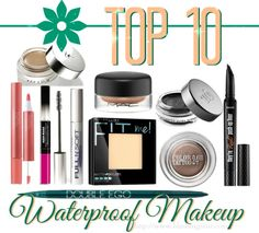 My Top 10 Waterproof Makeup picks! Faves from Maybelline, IT Cosmetics, MAC, Urban Decay and more!