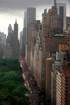 Destination: New York, New York