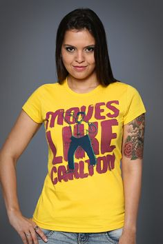 Camiseta Carlton Banks