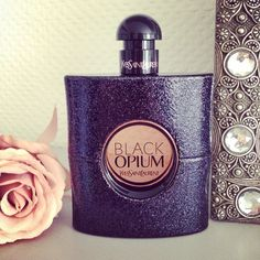 YSL Black Opium; a treat to wear and always get asked what I'm wearing - so must be good!