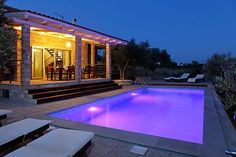 Villa Sole - Bol - Island of Brač - Croatia - Adria Tours Bol  4* holiday villa with swimming pool accommodating up to 8 guests