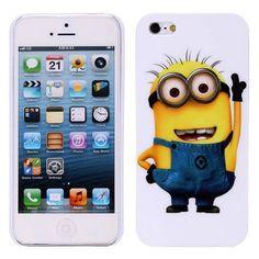 iPhone 5 / 5s hoesje | Despicable Me | verkrijgbaar op: http://www.telefoonhoesjestore.nl/despicable-me-hardcase-hoesje-iphone-5-5s.html