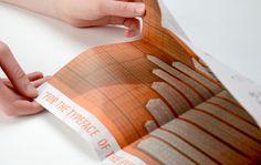 Din Specimen Sheet by Aoife McKenna, via Behance Portfolio Design, Behance, Portfolio Design Layouts