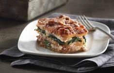 Butternut Squash Lasagna with Turkey Ragu
