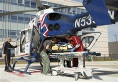 An estimated 5,000 patients in the US each year are denied access to air ambulances during medical emergencies due to excessive weight. (via @Nancy Christopher News)