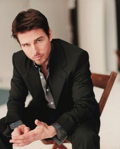 Tom Cruise...I know he's a bit whacky but dang he's fine!