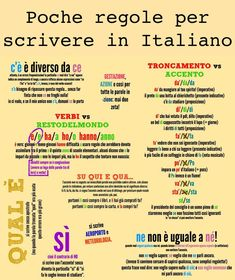 What is there to like when learning a foreign language? Imagine that you are learning the Italian language right at your own living room. Considering the numerous simple methods of learning Italian today, would you rather sit in your Italian Grammar, Italian Vocabulary, Italian Words, Italian Language, Italian Sayings, Learning Tips, Learning To Write, Learn To Speak Italian, Italian Lessons