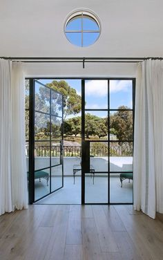 French Door Ideas. #FrenchDoors