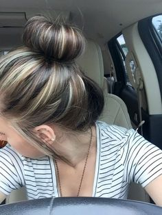 Best hair highlights and lowlights red low lights Ideas Beste Haar-Highlights und Lowlights rote Lowlights Ideen Red To Blonde, Brown Blonde Hair, Light Brown Hair, Blonde Honey, Blonde Brunette, Brunette With Blonde Highlights, Light Blonde, Blonde Low Lights, Warm To Cool Blonde