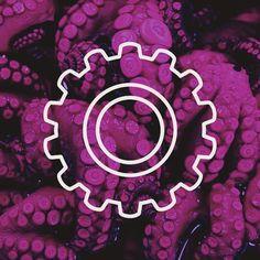 #O for Octopus #36days_O #36daysoftype #typography #type @36daysoftype by ekablu