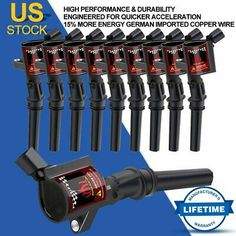 Fits for Ford F150 1//2 TON 2004-2006 /& 2004 F150 Lightning Front Inner Tie Rods