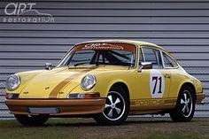 1971 Porsche 911 2.2 E Coupe