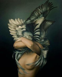 Here's a little something by Amy Judd ....Happy weekend! by beautifulbizarremagazine