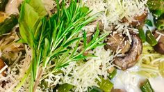 Studio 5 - The Dinner Dice Challenge: Pasta with Mushroom Bechamel Sauce