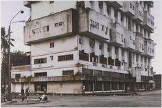 Apartment building, Beira, Mozambique