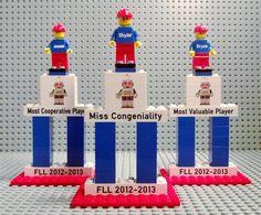 Lego Trophy!!