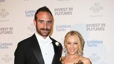 Kyle Minogue Is Engaged to Beau Joshua Sasse!