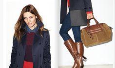 Caroll Catálogo - Outono Inverno 2013 2014 - Tendências e Coleção - BLOGAR MODA