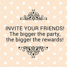 Mystery Hostess - Invite your friends