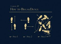 How to BreakDance in Your Own Home...