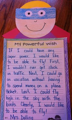 Teacher Idea Factory: super heroes