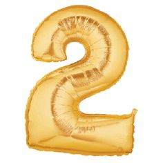 Where to buy the jumbo mylar gold number balloons (other colors available, too)! Kara's Party Ideas Shop!