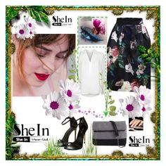 """""""SHEINSIDE CONTEST"""" by ramiza-rotic ❤ liked on Polyvore featuring moda, 7 Chi e Diane Von Furstenberg"""
