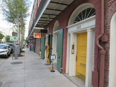 7. Old Warehouse District