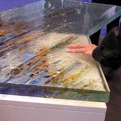 Exceptionnel Glass Kitchen Countertops | Listed Below Are The Benefits Of Using Glass  Counter Tops