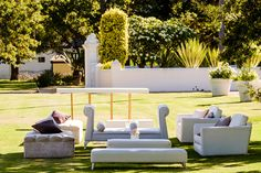 As South Africa's premier Wedding Planners based in Cape Town, we are dedicated to the Art of Distinctive Celebrations. Wedding Lounge, Luxury Wedding, Outdoor Furniture Sets, Outdoor Decor, Wedding Planner, Inspiration, Home Decor, Wedding Planer, Biblical Inspiration