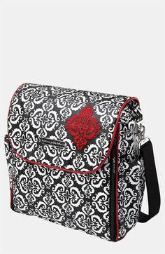 Petunia Pickle Bottom Magnetic 'Boxy Glazed' Diaper Bag | Nordstrom $179 best diaper bag I've seen