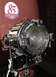 #Mole-Richardson Co. Distributor Partner Award presented to #Barbizon Lighting Company at #NAB 2012.