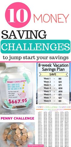 Need help saving money? Make sure you try these easy money saving challenges. If… Need help saving money? Make sure you try these easy money saving challenges. If you are looking for biweekly, 30 day, or 52 week challenge, we've… Continue Reading → 52 Week Money Challenge, Savings Challenge, Monthly Challenge, Savings Chart, Savings Plan, 52 Week Savings, Ways To Save Money, Money Saving Tips, Money Tips