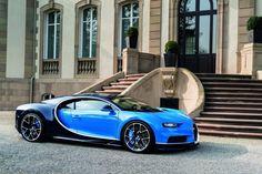 The Bugatti Chiron Hits Geneva Where It Hurts