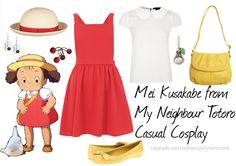 Cosplay Every Day: casual - mei kusakabe - my neighbor totoro