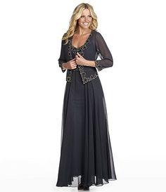 Women | Dresses | Mother of the Bride Dresses | Long | Dillards.com   $240  (6/25/13)