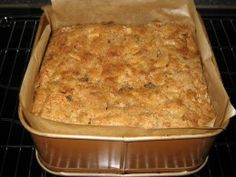 'Herman' the German friendship cake. My mum was given some of this by my aunt and I just got given some of my own - I can't WAIT to get going!