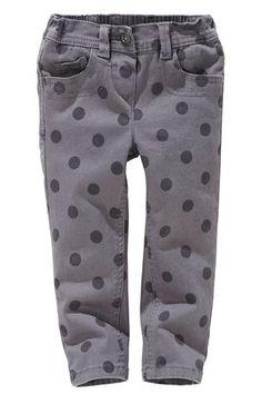 Lil girls skinny dots