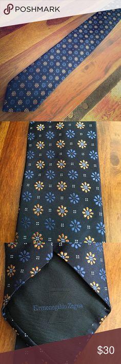 Zegna Tie VGUC Only worn a few times. Ermenegildo Zegna Accessories Ties