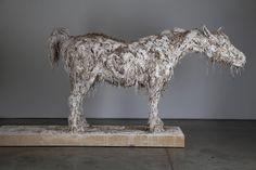 Nicola Hicks - close up of plaster to be cast in bronze Chelsea School Of Art, Sculptures, Royal College Of Art, College Art, Sculpture, Visual Art, Plastic Art, Art, Nicolas