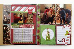 *December Daily* featuring Simple Stories December Documented - Scrapbook.com