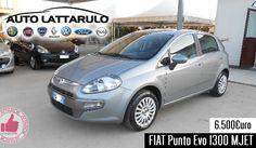 FIAT Punto Evo 1300 MJET Da Auto Lattarulo http://affariok.blogspot.it/
