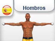 elevaciones laterales con mancuernas . ejercicios para hombros brazos | Blog Camisas Rushmore