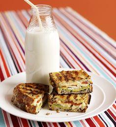 melegszendvics receptek,különleges melegszendvicsek,melegszendvics különlegességek,melegszendvics sütő,